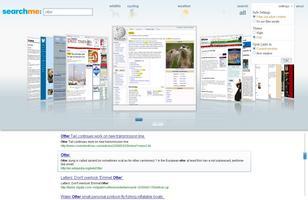 Searchme moteur de recherche visuel