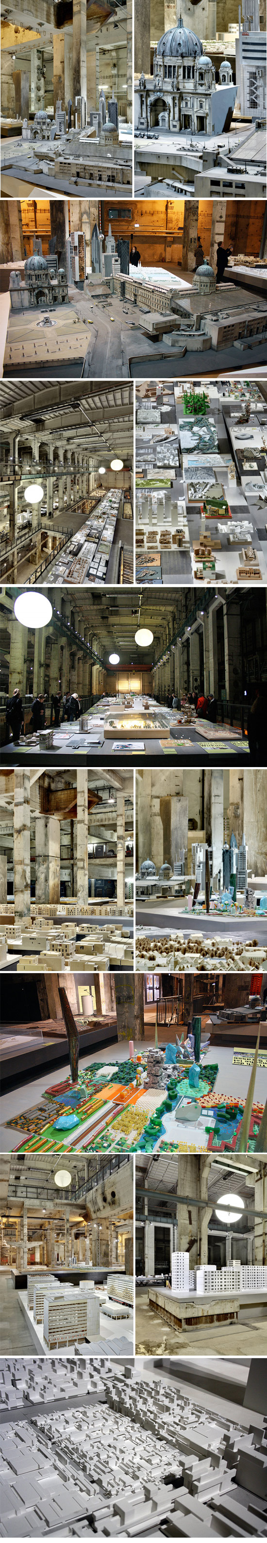 archi Une immense exposition darchitecture urbaine en Allemagne!