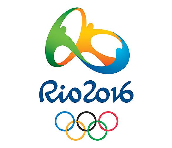 chaussures de séparation courir chaussures 100% de qualité Le logo officiels des Jeux Olympiques de Rio pour 2016 ...