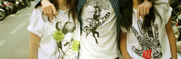 concours1 [CONCOURS] My World is… vous offre des t shirts graphiques et écologiques!