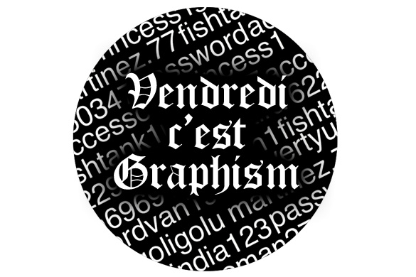 dredi graphism Episode 23 de Vendredi cest Graphism ! ; )