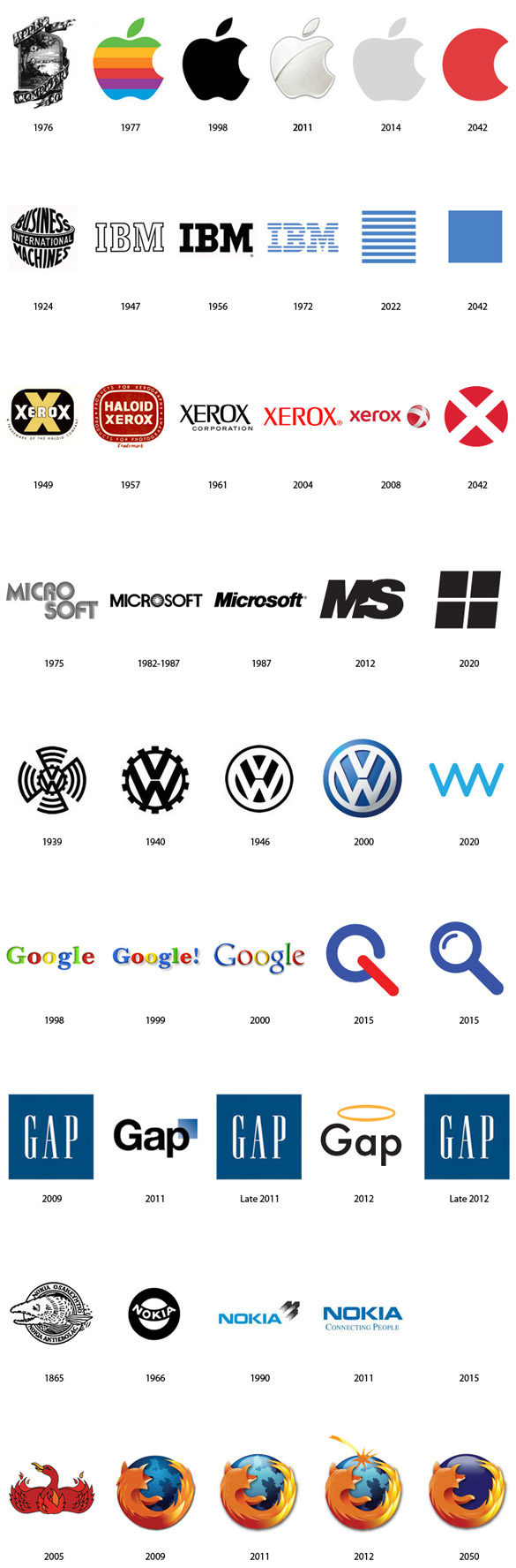un nouveau logo pour microsoft