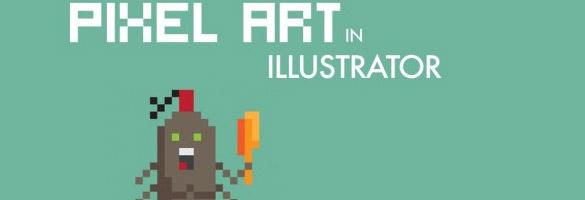 pixel art illustrator