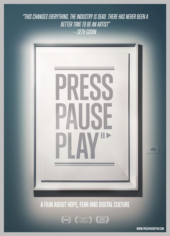 pause [documentaire] La révolution créative numérique : Press Pause Play