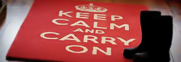 keep2 Découvrez lhistoire de laffiche Keep Calm and Carry On :)