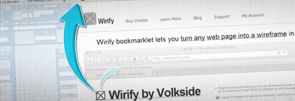wiri Transformez tous les sites internet en wireframes avec Wirify !