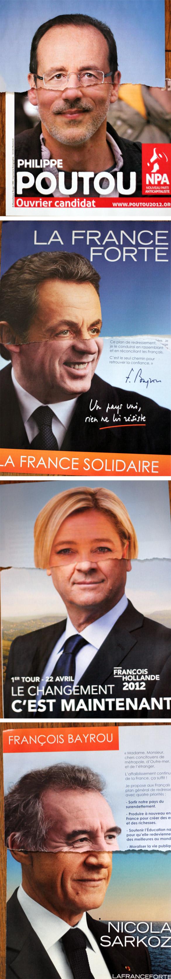 vote small Aujourdhui, je ne savais pas trop pour qui voter...
