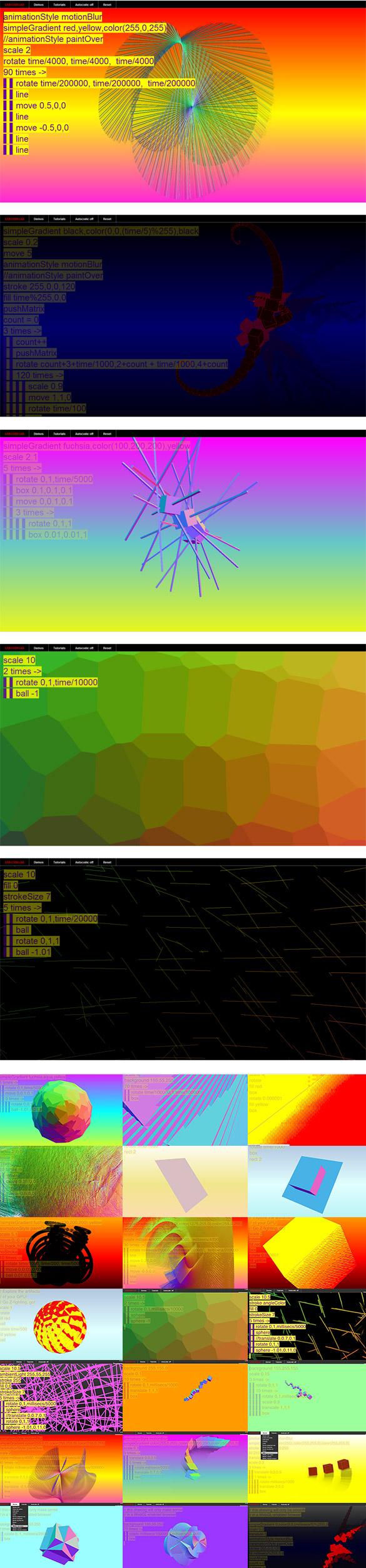 code Designers : codez en ligne et en temps réel !
