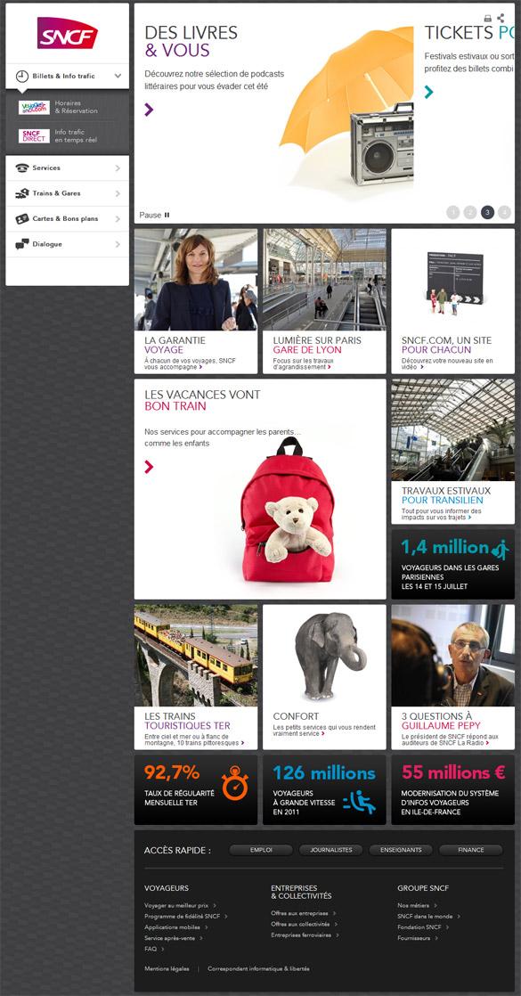 sncfjoli Le nouveau site de la SNCF... oui...MAIS !
