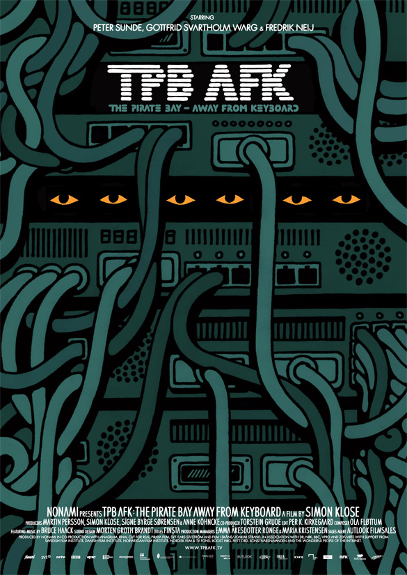 poster The Pirate BAY   AFK : le film !