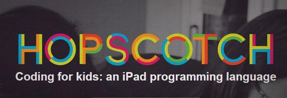 hop Apprenez à vos enfants à coder sur iPad avec Hopscotch !