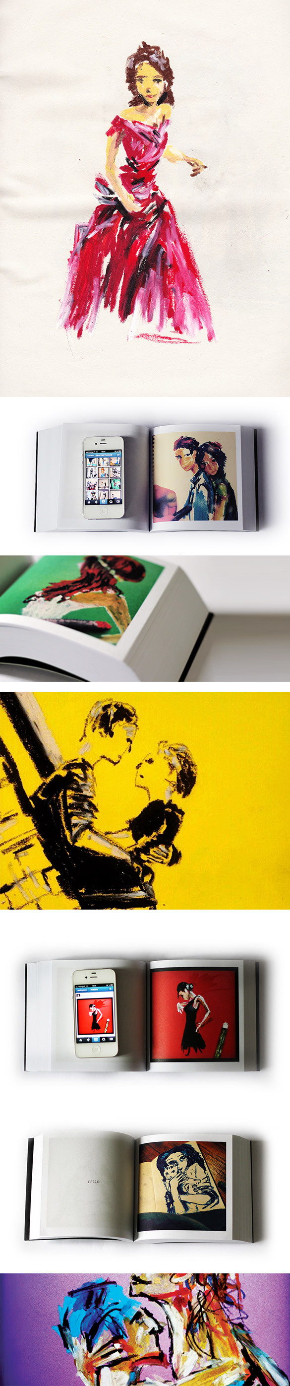 book3 Je publie mon premier livre, il retrace 365 dessins réalisés sur un an!