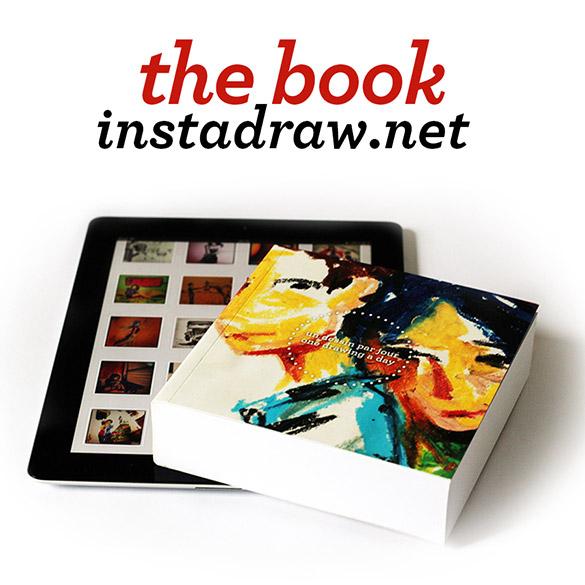 draw2 Je publie mon premier livre, il retrace 365 dessins réalisés sur un an!