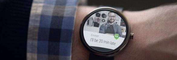 glass watch Design : 10 interfaces de montres connectées.