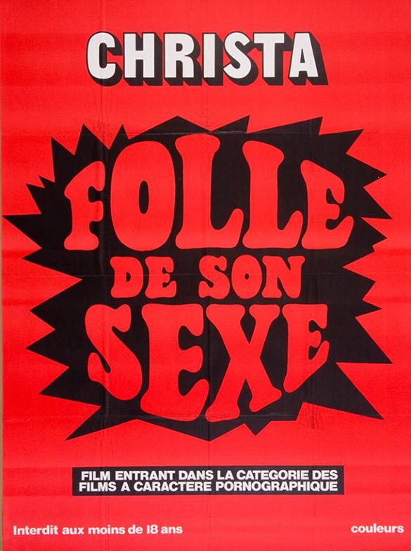 Affiches de films porno