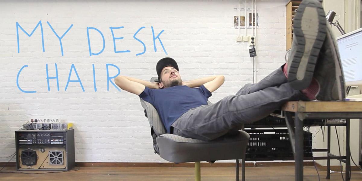 DIY] Fabriquer sa propre chaise de bureau – Graphisme