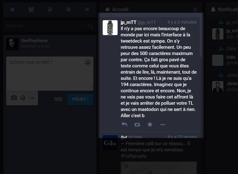 Mastodon : le concurrent open source de Twitter qui cartonne