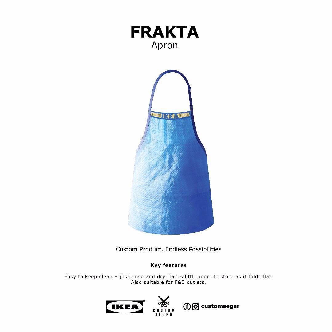 Comment détourner les sacs bleus de IKEA ? – Graphisme